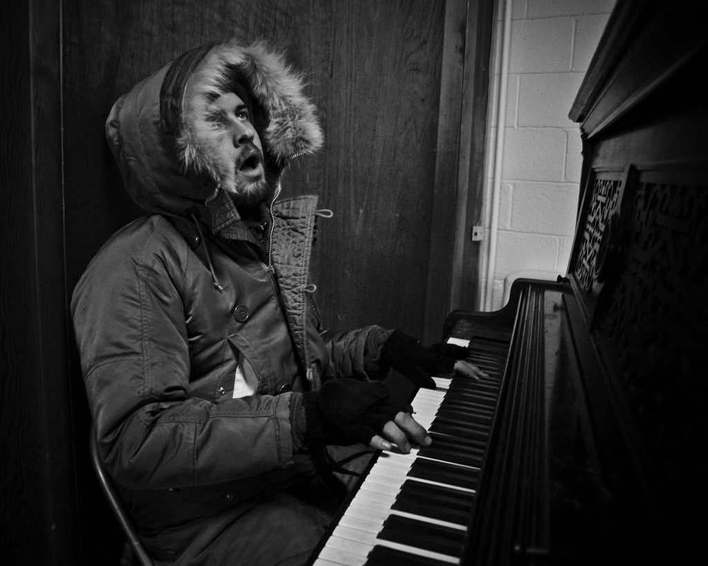 Poor Pianist by Ryan Tidrick