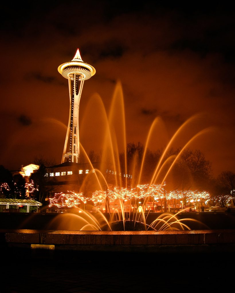Seattle Sight by Ryan Tidrick